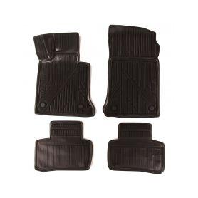 SIXTOL HBC10817 3D Gumové koberce MERCEDES-BENZ GLK X204, 2014- Auto koberce Mercedes-Benz