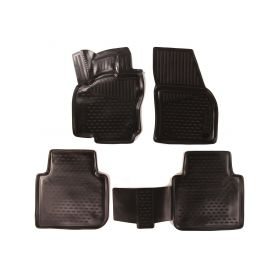 SIXTOL 3D Gumové koberce SEAT Tarraco, 2019-, SUV, Evropa SIXTOL