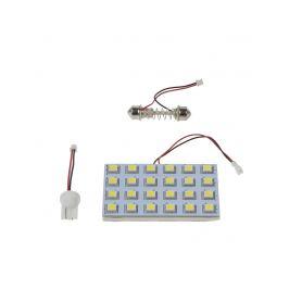 CarClever žárovka 12V (R10W) BA15S bílá (10ks) 1-912m01-10