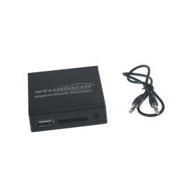 YATOUR - ovládání USB zařízení OEM rádiem Honda -2005/AUX vstup
