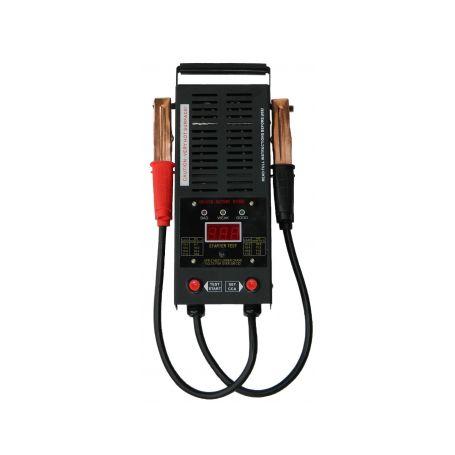 QUATROS QS32134 Zátěžový tester akumulátorů, digitální (12V, 100A) Testery a zkoušečky
