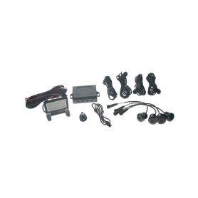 PS4LCD2 Parkovací systém 4 senzorový s výklopným LCD displejem S displejem
