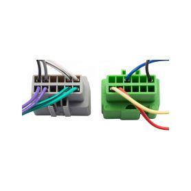 Napaječe (separátory)  1-66050 66050 DIN-DIN adaptér anténa - napájení