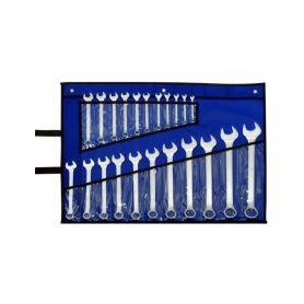NAREX NA443000588 Sada klíčů 22dílná očkoplochých, 7-32mm, 3113.622, 443000588 Očkoploché