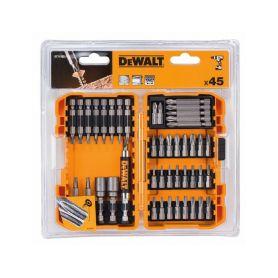 DEWALT 45dílná sada bitů DT71703 DEWALT
