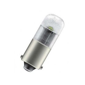 OS3850CW-02B x OSRAM 12V T4W (BA9s) 1W LEDriving (2ks) Duo-blister LED žárovky