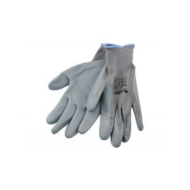 """EXTOL-PREMIUM EX8856622 Rukavice nylonové polomáčené v nitrilu, L/10"""", velikost L/10"""" Pracovní rukavice"""