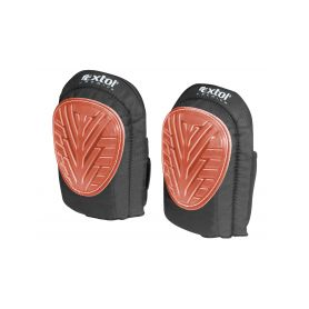 EXTOL-PREMIUM EX8856810 Nákoleník gelový, 2ks, uni velikost, gelové a pěnové tlumení, suchý zip Další ochranné pomůcky