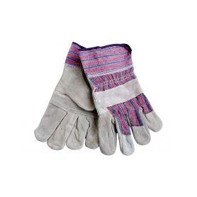 """EXTOL-CRAFT EX9965 Rukavice kožené s vyztuženou dlaní, 10"""", velikost 10"""" Pracovní rukavice"""