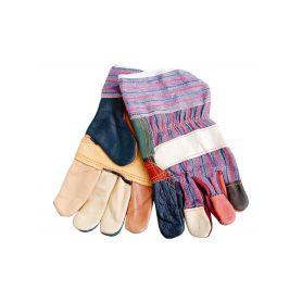 """EXTOL CRAFT Rukavice kožené s vyztuženou dlaní, 10"""", velikost 10"""" EXTOL-CRAFT"""