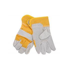 """EXTOL-PREMIUM EX9960 Rukavice kožené s podšívkou v dlani, 10,5"""", velikost 10,5"""" Pracovní rukavice"""