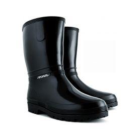 TOYA TO-72850 Gumáky dámské RAINNY BLACK vel. 36 Pracovní obuv