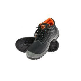 GEKO G90517 Ochranné pracovní boty kotníkové model č.2 vel.47 Pracovní obuv