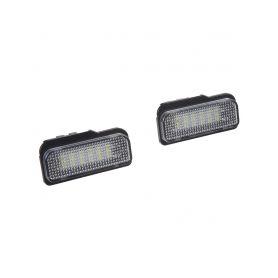 Osvětlení SPZ  1-rzfo02 LED osvětlení SPZ do vozu Ford Focus 03-08, C-MAX 03- RZfo02