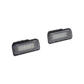 LED osvětlení SPZ do vozu Ford Focus 03-08, C-MAX 03-