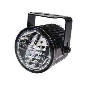 DRL001/3W LED světla pro denní svícení, kulatá 70mm, ECE Denní svícení UNI