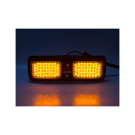 KF801 PREDATOR dual LED vnitřní, 12V, oranžový, 320mm Vnitřní LED predátory