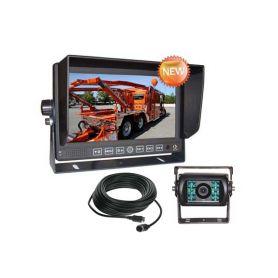 """SET kamerový systém s monitorem 7"""" 1-sv708set1"""