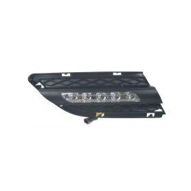 DRLBMW03 x LED světla pro denní svícení BMW E90 3 series 09-, ECE Denní svícení OEM