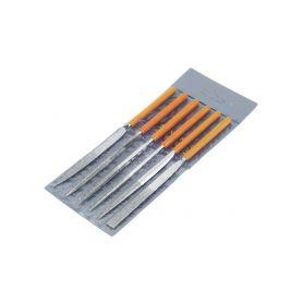 EXTOL-PREMIUM EX8803806 Pilníky diamantové jehlové, sada 6ks Dláta, pilníky a hoblíky