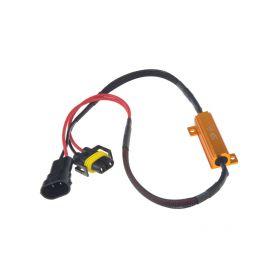 Rezistor pro žárovku H8, H9 a H11 12V/21W, 6 ohm, hliníkové pouzdro