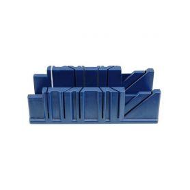 TOYA TO-29318 Přípravek na řezání úhlů 250 x 65 mm, plast Ruční pily