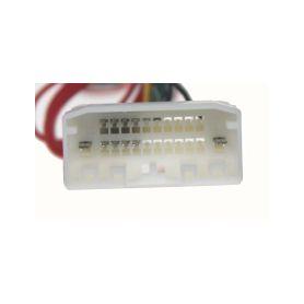 CarClever PROFI LED osvětlení interiéru univerzální 12-24V 27LED 1-ledd27