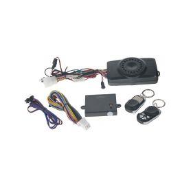 SPY15 SPY motoalarm se záložním zdrojem, CE Klasické jednocestné alarmy