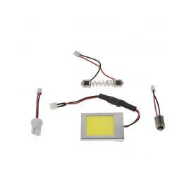95P48COB COB LED panel 37x42mm 12-24V, 48LED/0,5W LED panely