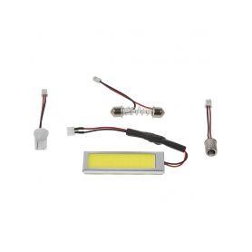 95P36COB COB LED panel 22x62mm 12-24V, 36LED/0,5W LED panely