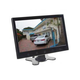 """IC-106T LCD digitální monitor 10"""" do opěrky s IR vysílačem Monitory na opěrky"""