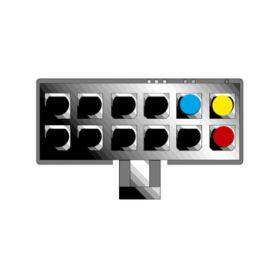 PC3-472 Kabel pro CLARION 12-pin / ISO Adaptéry k autorádiím