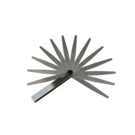 GEKO Měrky spárové, 13ks, 0,05-1mm GEKO