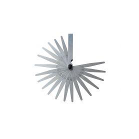 GEKO Měrky spárové, 20ks, 0,05-1mm GEKO