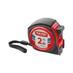 EXTOL-PREMIUM EX8821033 Metr svinovací COMPACT, 3m, š. pásku 19mm Ruční délková měřidla