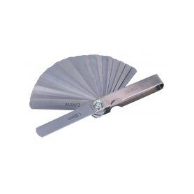 QUATROS QS15516 Ventilové (spárové) měrky, 25 kusů Ruční délková měřidla