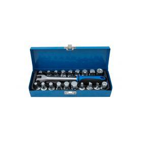 EXTOL CRAFT Diamantová brusná tělíska, sada 30ks EXTOL CRAFT 4-ex73420