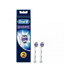 ORAL-B Oral-B 3D White EB 18 2 ks