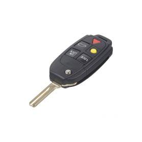 48VO101 Náhr. obal klíče pro Volvo, 5-tlačítkový OEM obaly klíčů