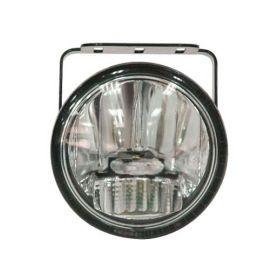 DRLFOG77 LED mlhová světla/denní svícení, kulatá světla 77mm, ECE Denní svícení UNI