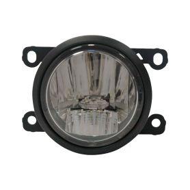 DRLFOG90 LED mlhová světla/denní svícení, kulatá světla 90mm, ECE Denní svícení UNI