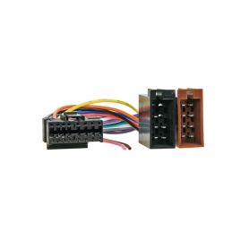 Stualarm Kabel pro KENWOOD 14-pin / ISO velký 1-pc3-452