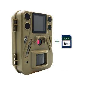 ScoutGuard ScoutGuard SG520 PRO + 8 GB karta zdarma 16-1605-039