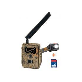 Wildguarder 1903-043 Watcher01-4G LTE + zdarma 8 GB karta + čelovka HL125 Fotopasti