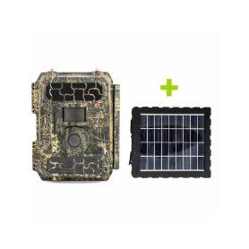 OXE 2002-003 Panther 4G + solární panel Fotopasti