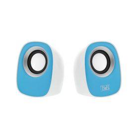 T`nB T`nB Blue MX Series Speakers 2.0 HPMX20BL 3-tnbhpmx20bl