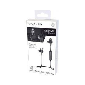 Vivanco Vivanco Sport Fitness Air BT black/metalic