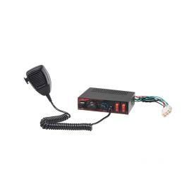 SN100WS2 Profesionální výstražný systém s mikrofonem 100W Profi výstražná zařízení
