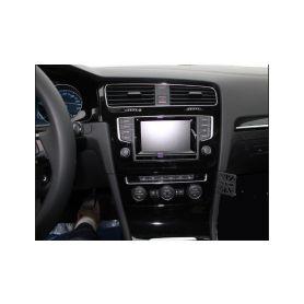 701407 x GSM konzole pro VW Golf 7 2012- Instalační konzole