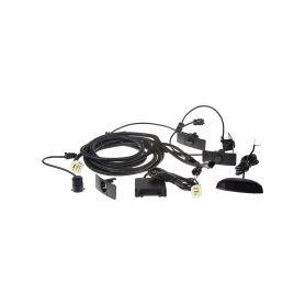 PS4WOEM Parkovací systém bezdrátový 4 senzorový - LED displej S displejem